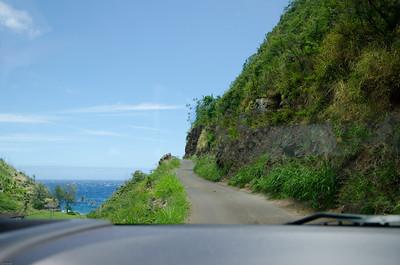 Forbidden Road - Northeast Maui