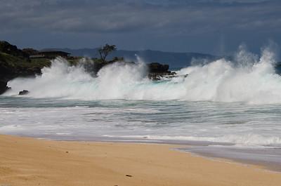 Wiamea Bay, Oahu