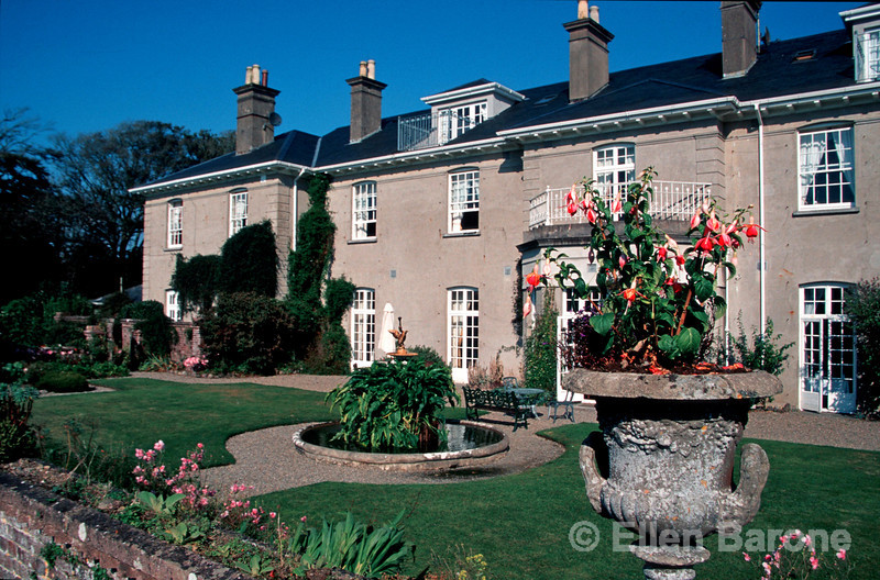 Dunbrody Country House Hotel & Restaurant, 1830s Georgian Manor set in 200 acres of beautiful parkland, Arthurstown, New Ross, County Wexford, Ireland
