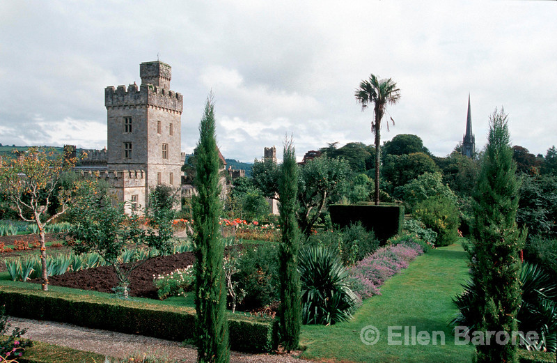 Lismore Castle and gardens, available for hire, private residence of the Duke & Duchess of Devonshire, County Waterford, Ireland