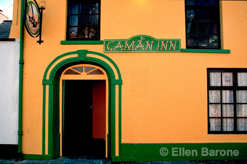 Caman Inn (pronounced come on' in), Delvin, County Westmeath, Ireland