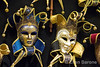 Carnival masks are among the most popular souvenirs, Venice, northern Italy