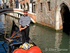 A handsome Gondolier, Venice, northern Italy