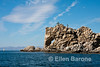 Elephant rock, Punta Colorado, Sea of Cortez, Baja California, Mexico.