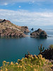 A lovely cove in Puerto Agua Verde, Sea of Cortez, Baja California Sur, Mexico.