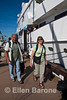 Disembarkation day, La Paz marina, Safari Quest, Sea of Cortez, Baja California, Mexico.