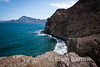 Seascape scenic, Sea of Cortez, Baja California, Mexico.