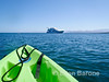 Sea kayaking, Safari Quest, Sea of Cortez, Baja California, Mexico.