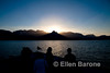 Enjoying the day's last rays of light, Safari Quest, Sea of Cortez, Baja California, Mexico.