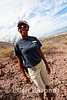 Expedition leader, Nitakuwa Barrett, Isla Danzante, Sea of Cortez, Baja California, Mexico.