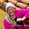 Photojournalist, photographer, Ellen Barone. ©Ute Hagen.