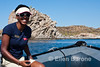 Expedition leader, Nitakuwa Barrett, Safari Quest, Sea of Cortez, Baja California, Mexico.