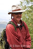Wayfarer walk leader Tom Ribe, Santa Fe, New Mexico.