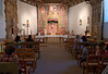 Interior, Santuario de Chimayo, High Road to Taos, Chimayo, NM