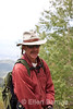 Wayfarer walk leader Tom Ribe, Santa Fe, New Mexico