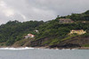 cliffside private homes, San Juan del Sur, Pacific coast, Nicaragua, Central America