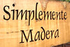 Simplemente Madera, sustainable forestry project, fine woodmaking furniture and art, Managua, Nicaragua, Central America