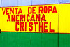 colorful shop sign, Nicaragua, Central America