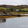 Farmhouse, Croig Harbour, Isle of Mull, Scotland, U.K.