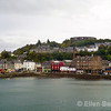 Oban harbour view, west Scotland, U.K.