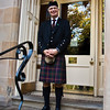 Head Concierge is David Leslie, Hotel du Vin, One Devonshire Gardens, Glasgow, Scotland, U.K.