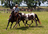 Gaucho with horses, El Ombú de Areco, an historical estancia (ranch) just over an hour's drive from downtown Buenos Aires, is located in San Antonio de Areco, birthplace of the gaucho tradition. ©2007 Hank Barone.