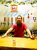 Brewer, Kodiak Island Brewing Company, Kodiak, Alaska.