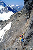 mountaineering, Canadian Mountain Holidays, Helihiking, Bobbie Burns Lodge, Purcell Mountains, British Columbia, Canada