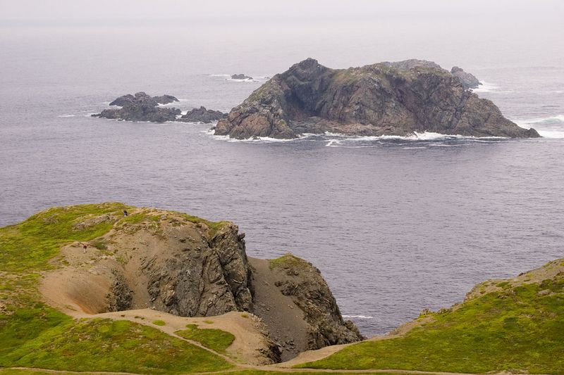 scenic overview, Notre Dame Bay, Twillingate, Newfoundland, Canada