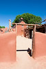 El Rancho de las Golondrinas is a 200-acre living history museum near Santa Fe, NM
