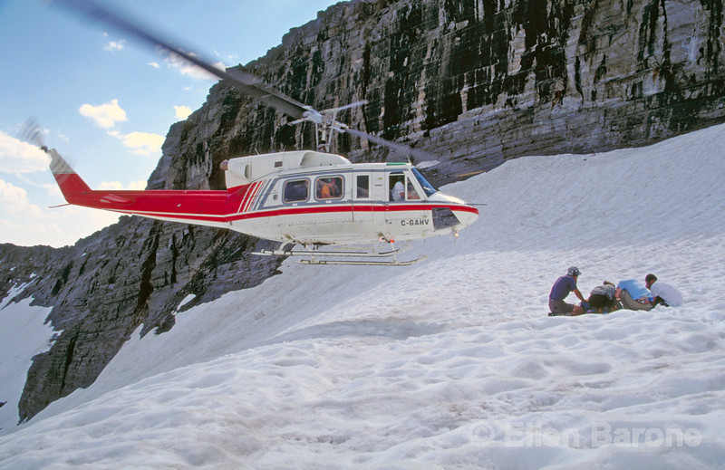 Canadian Mountain Holidays, Helihiking, Bobbie Burns Lodge, Purcell Mountains, British Columbia, Canada