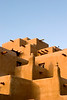 Pueblo inspired adobe architecture, Inn and Spa at Loretto, Santa Fe, NM