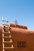 Pueblo ladders, El Rancho de las Golondrinas is a 200-acre living history museum near Santa Fe, NM.