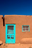Adobe architecture, pueblo home, Taos Pueblo, Taos, NM
