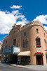 Lensic Performing Arts Center, W. San Francisco St., Santa Fe, NM
