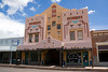 Historic downtown Silver City is experiencing revitalization.  Many of the Victorian era buildings of the Silver boom heyday are being revamped to house art galleries, Internet cafes and restaurants. Silver City, New Mexico, USA