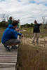Page Island nature walk with Outside Hitlon Head, Hilton Head Island, South Carolina, USA, North America.