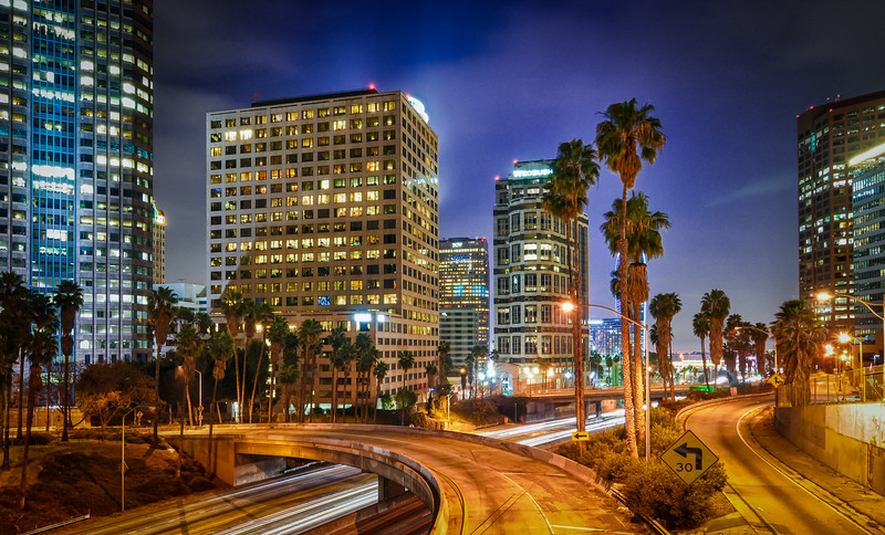 """Los Angeles Commute"""