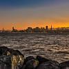 """San Francisco on the Rocks"""