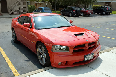 Modern day Dodge Charger..