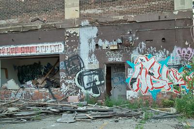 detroit ruins