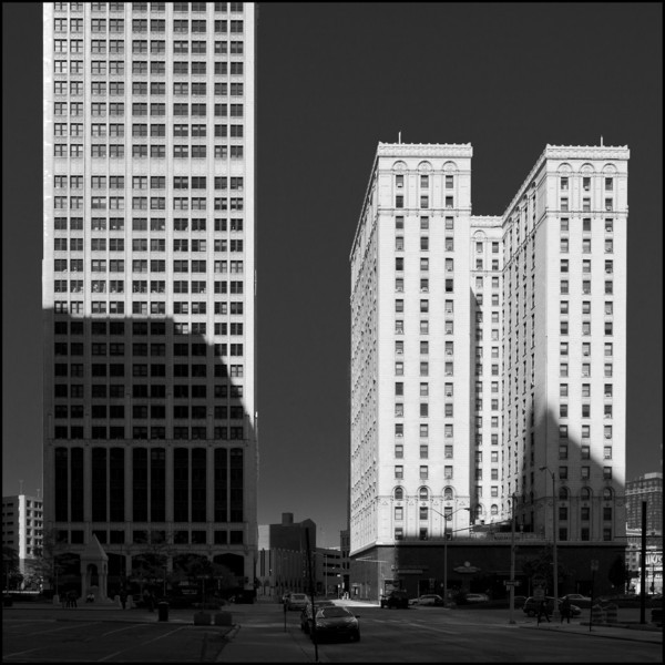 Cadillac Tower and Cadillac Apartments