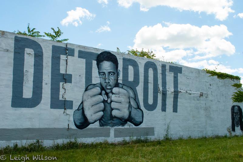 Detroit City Art