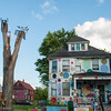 Heidelberg Project, Bubble House, Detroit