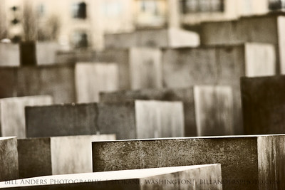 Cubism Deux  Holocaust Memorial aka Memorial to the Murdered Jews of Europe, Berlin, Germany.