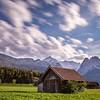 Bavarian Shed<br /> <br /> Garmisch-Partenkirchen, Bavaria, Germany