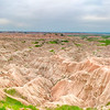 Uhal in Badlands National Park