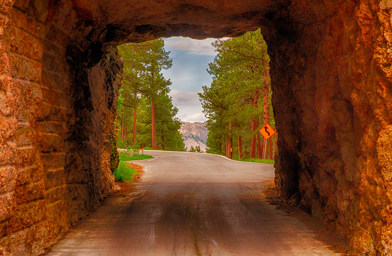 Rushmore is a Tunnel