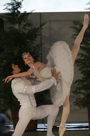 Sleeping Beauty  Anna Antoniacheva and Danila Korsuntseve