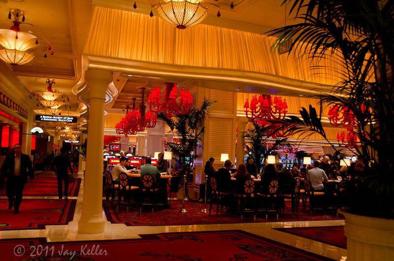 Wynn Casino.
